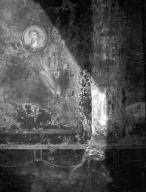 231109 Bestand-D-DAI-ROM-W.1164.jpg VI.7.23 Pompeii. W.1164. Medallion in north wall of tablinum, at west end. Photo by Tatiana Warscher. Photo © Deutsches Archäologisches Institut, Abteilung Rom, Arkiv. See http://arachne.uni-koeln.de/item/marbilderbestand/231109