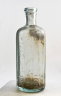Atwood's bitters patent medicine bottle