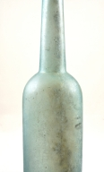 Light blue-green bottle