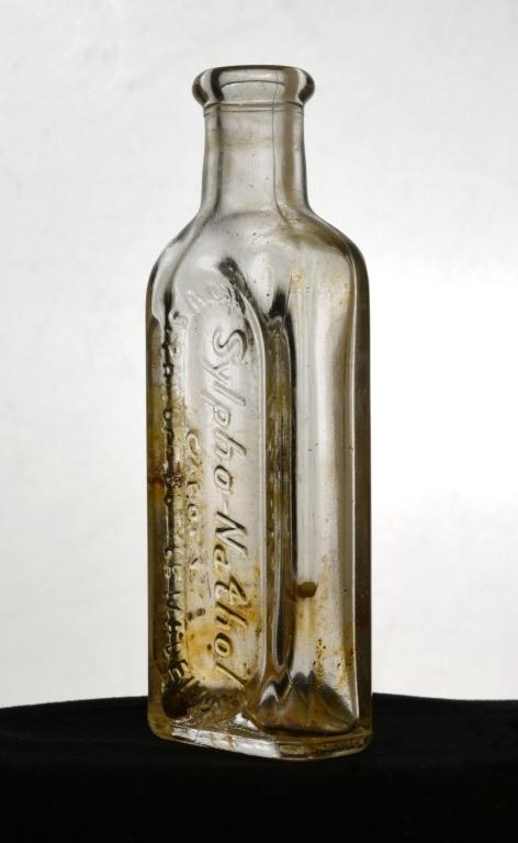 Cabots Syphol - Nathol bottle