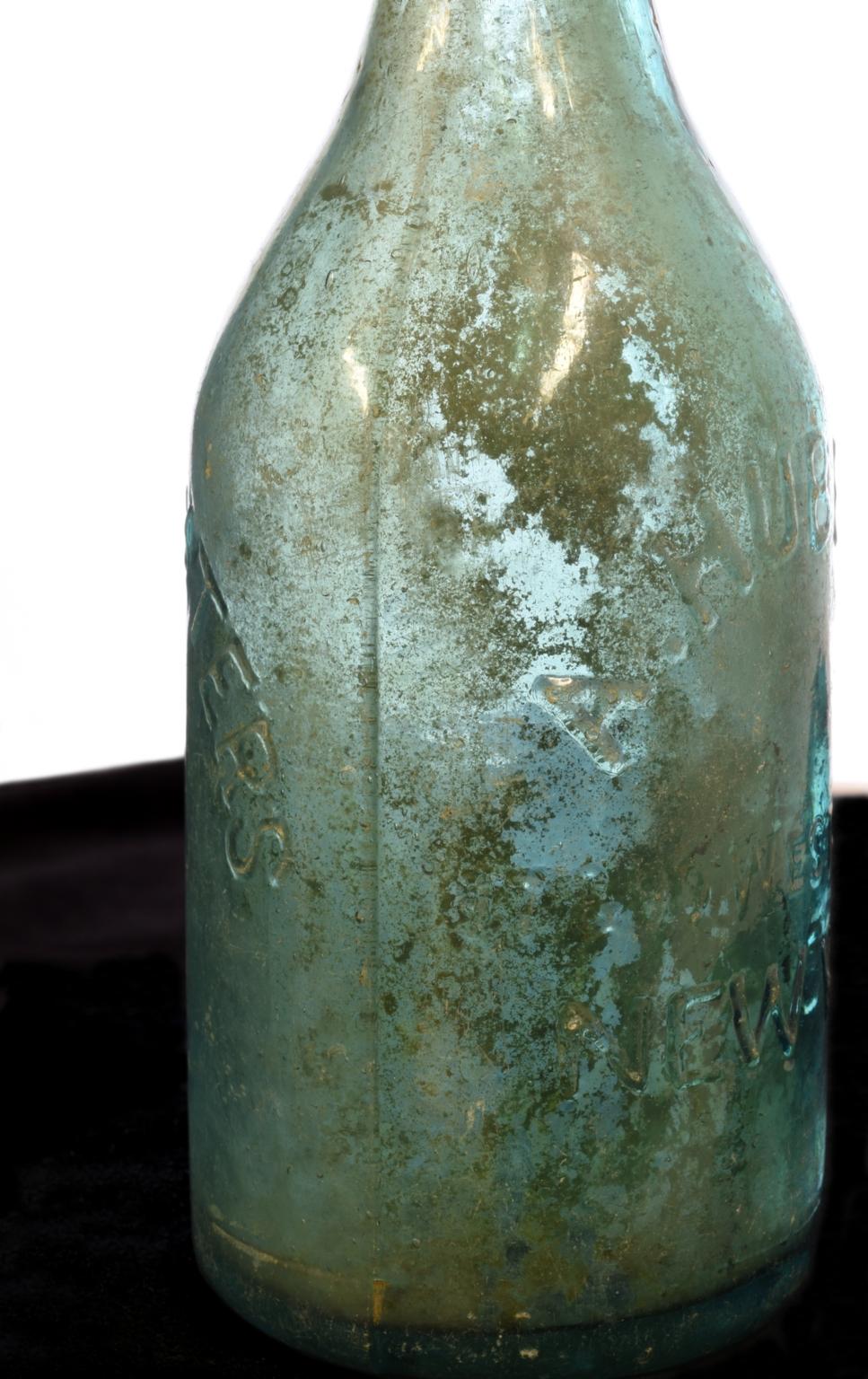 Mineral water bottle