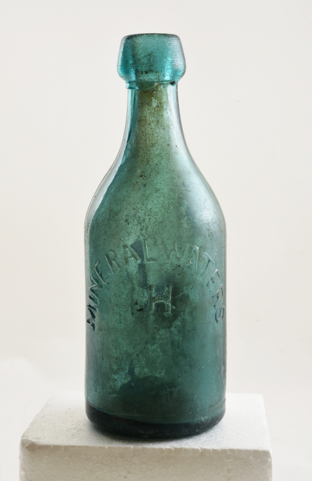 Mineral water bottle
